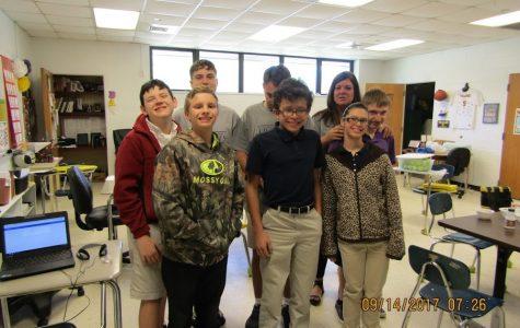 Mrs. Paisant's Class Adoption
