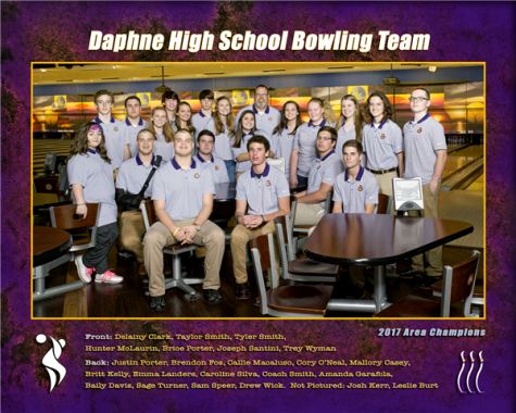 DHS Bowling Goes To State