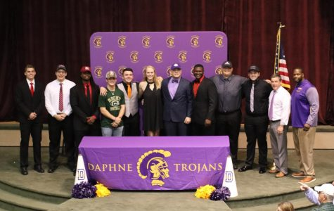 National Signing Day at DHS