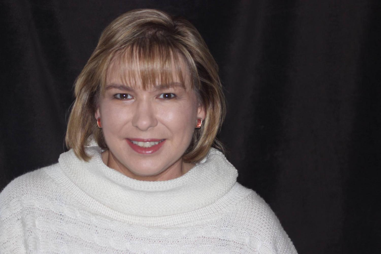 Mrs. Bateman, Alabama Scholastic Press Association's new Vice President.